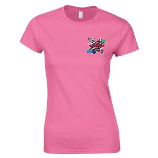 Unit 43 Womens Tshirt